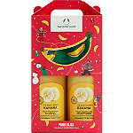 The Body Shop Puree Bliss Banana Haircare Duo