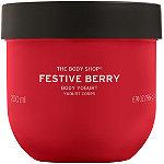 The Body Shop Special Edition Festive Berry Body Yogurt
