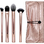Real Techniques Rosy All Night 5 Piece Brush Kit