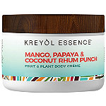 Kreyòl Essence Mango, Papaya & Coconut Rhum Punch Body Creme