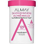 Almay Biodegradable Micellar Eye Makeup Remover Pads