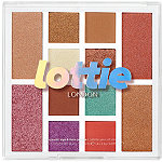 Lottie London Megawatt 2.0 Eyeshadow & Highlighter Palette
