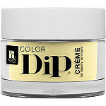 Red Carpet Manicure Color Dip Yellow Nail Powder