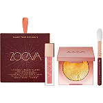 ZOEVA Share Your Radiance Cocotte Face Set