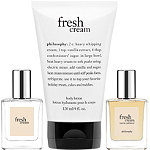 Philosophy Fresh Cream Layering Set