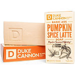 Duke Cannon Supply Co Basic Ass Pumpkin Spice Latte Soap