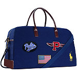 Ralph Lauren Free Ralph Lauren Holiday Duffle Bag with Patches with select large spray purchase
