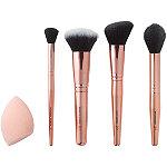 e.l.f. Cosmetics Complexion Essentials Brush & Sponge Set