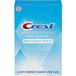 Crest 3D Whitestrips Noticeably White Dental Whitening Kit