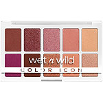 Wet n Wild Color Icon 10-Pan Shadow Palette - Heart & Sol