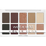 Wet n Wild Color Icon 10-Pan Shadow Palette - Nude Awakening