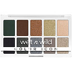 Wet n Wild Color Icon 10-Pan Shadow Palette - Lights Off