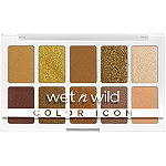 Wet n Wild Color Icon 10-Pan Shadow Palette - Call Me Sunshine