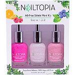 Nailtopia Pretty In Pink Skittle Mani Kit