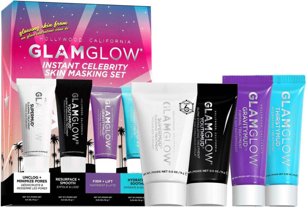 GLAMGLOW Instant Celebrity Skin Face Mask Set | Ulta Beauty
