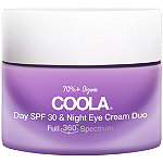 COOLA Day SPF 30 + Night Eye Cream Duo