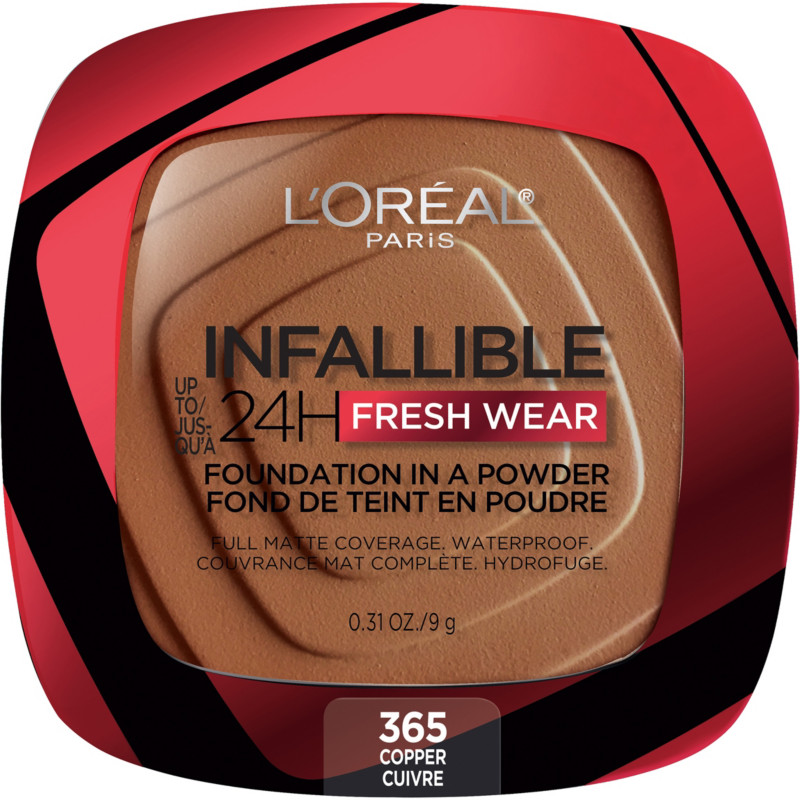 L Oreal Infallible 24hr Fresh Wear Foundation In A Powder Ulta Beauty