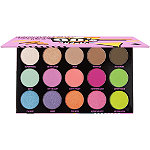 BH Cosmetics Remix Dance 90's - 15 Color Shadow Palette