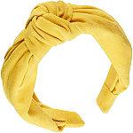 Scünci Tie Dye & Brights Faux Suede Headband