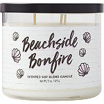 ULTA Beachside Bonfire Scented Soy Blend Candle
