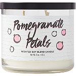 ULTA Pomegranate Petals Scented Soy Blend Candle