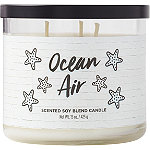 ULTA Ocean Air Scented Soy Blend Candle