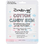 The Crème Shop Cotton Candy Skin Hydrocolloid Acne Patches