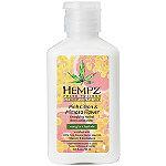 Hempz Travel Size Fresh Fusions Pink Citron & Mimosa Flower Energizing Herbal Body Moisturizer