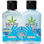 Hempz Hands On Triple Moisture Duo