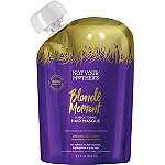 Not Your Mother's Blonde Moment Purple Toning Hair Masque