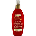 OGX Frizz-Free + Keratin Smoothing Oil Miracle Gloss Smoothing Spray
