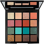 L.A. Girl Good Times And Tan Lines 16 Color Eyeshadow Palette