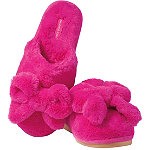 Juicy Couture Free Viva La Juicy Le Bubbly Slippers with large spray purchase
