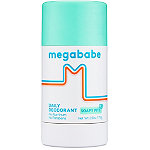megababe Soapy Pits Daily Deodorant