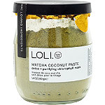 LOLI Beauty Matcha Coconut Paste Organic Detox + Purifying Chlorophyll Mask