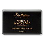 SheaMoisture African Black Soap Acne-Prone Face & Body Bar