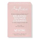 SheaMoisture Pink Himalayan Salt Relaxing Shower Steamers