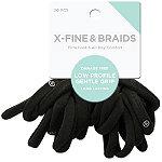 GIMME beauty X-Fine & Braids Black Bands