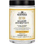 J.R. Watkins DETOX Bath & Shower Aromatherapy Tablets