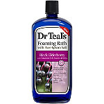 Dr Teal's Black Elderberry Foaming Bath