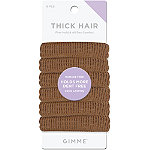 GIMME beauty Thick Hair Brown Bands