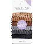 GIMME beauty Thick Hair Multi-Color Neutral Bands