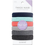 GIMME beauty Thick Hair Multi-Color Balance Bands