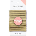 GIMME beauty Fine Hair Blonde Bands