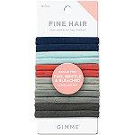 GIMME beauty Fine Hair Multi-Color Balance Bands