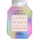 Dashing Diva Brilliance Jewel Nail Art stickers, Glow Up