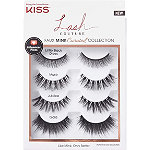 Kiss Lash Couture Faux Mink Curated Collection