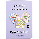 Makeup Revolution Revolution X Friends Female Sheet Mask Set