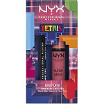 NYX Professional Makeup Tetris (TM) Lip Gloss & Lip Liner Lip Kit