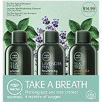 Paul Mitchell Tea Tree Shampoo Trial Set